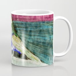Bunter Vogel Coffee Mug