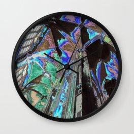 The flair of faith Wall Clock