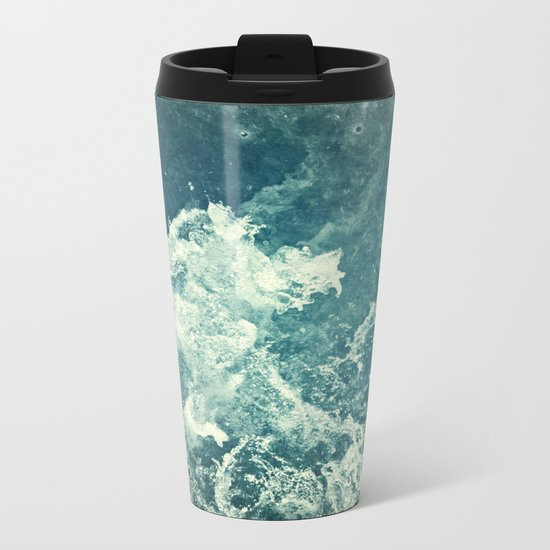 Water III Metal Travel Mug