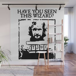 This Wizard? Wall Mural