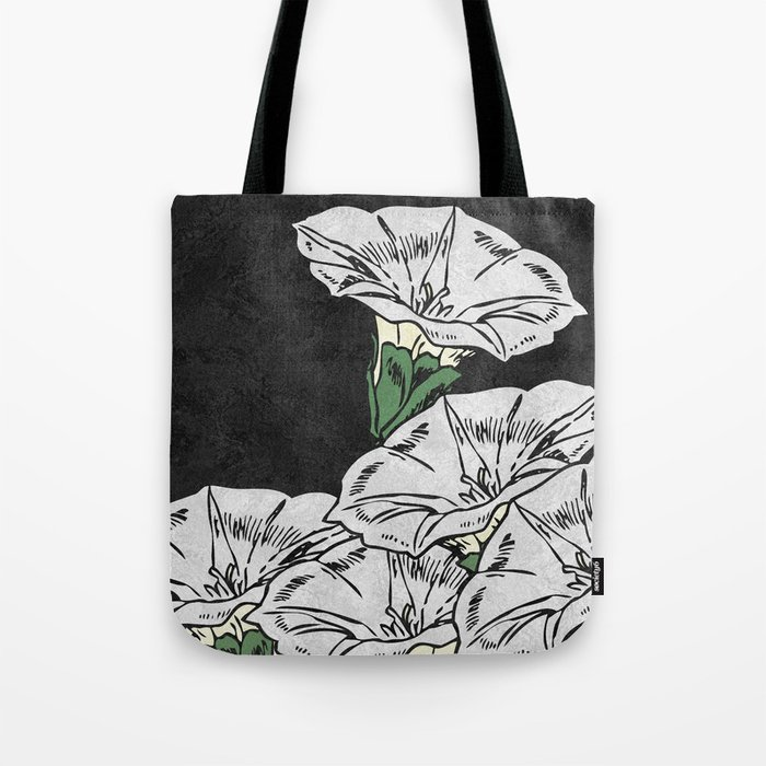 MARBLE FLOWERS (abstract) Tote Bag