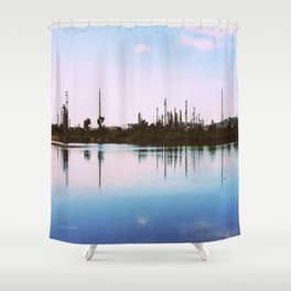 Refined Shower Curtain