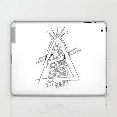 askaboutilluminati Laptop & iPad Skin