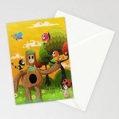 Treeborn Stationery Cards