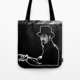 Sky is over Tote Bag