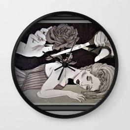 Betrayed Wall Clock