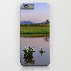 Serenity sunset. Spring dreams iPhone 6s Slim Case