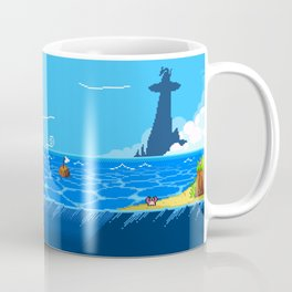 The Legend of Zelda: Wind Waker Advance Coffee Mug