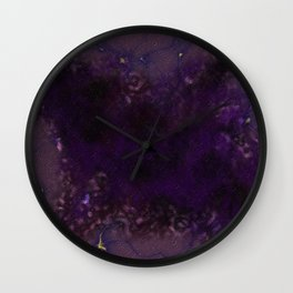 Critical Situations with Objects Wall Clock