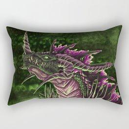 Doom's Lair Rectangular Pillow