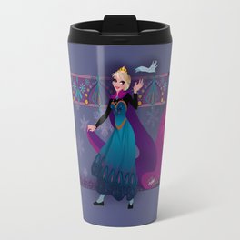 Frozen Elsa Coronation Travel Mug