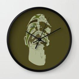 The Horror V1 Wall Clock