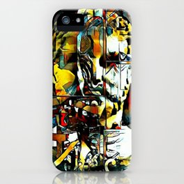 Phillip of Macedon series 1 iPhone Case
