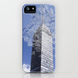Mexico City iPhone Case