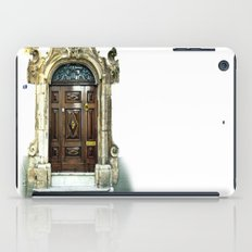 Italian door iPad Case