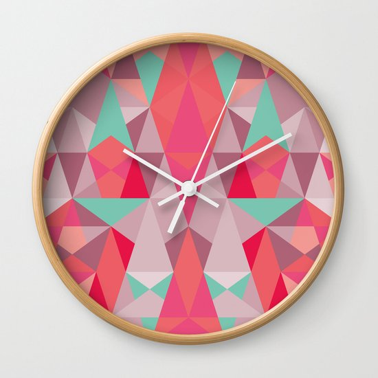 Simply II Wall Clock