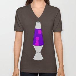 Lava Lamp Unisex V-Neck