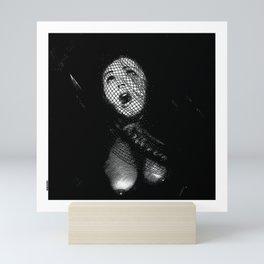 asc 982 - L'arcane (Behind the veil) Mini Art Print
