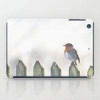 robin iPad Cases featuring Robin by SUNLIGHT STUDIOS  Monika Strigel