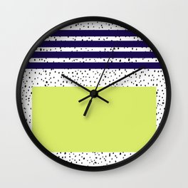 Cover 12 Wall Clock