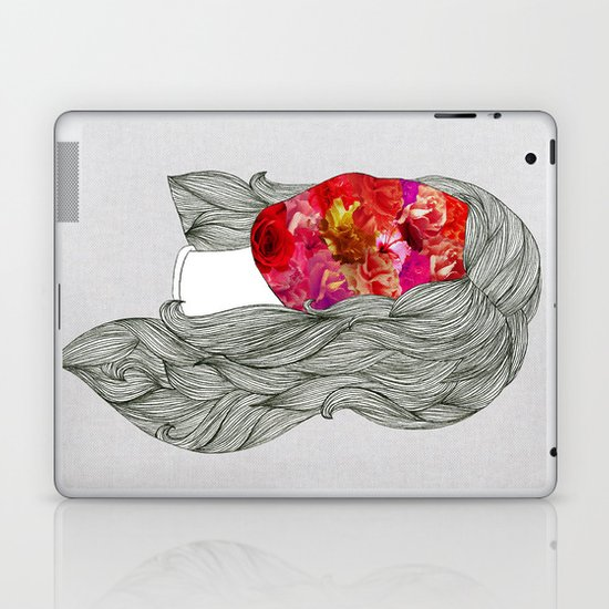 Anthea Laptop & iPad Skin