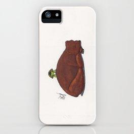 Hibernating iPhone Case