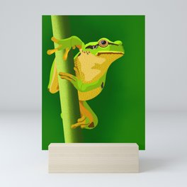 Bullfrog Mini Art Print