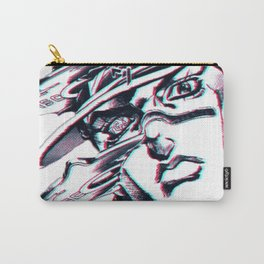 Jotaro Kujo from Jojo's bizarre adventure affected by Whitesnake Carry-All Pouch