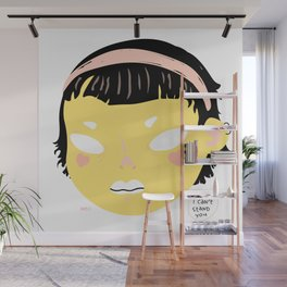 This House Is Hysterical Wall Mural