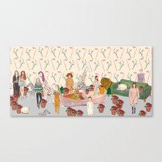 XmasParty! Canvas Print