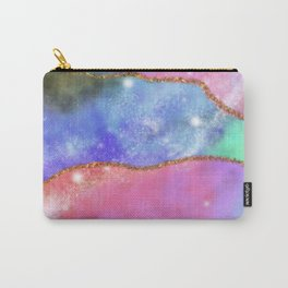 Geode Nebula Galaxy Carry-All Pouch