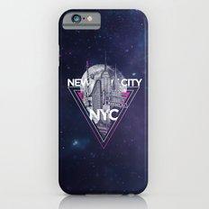 New York City V [pink] Slim Case iPhone 6s