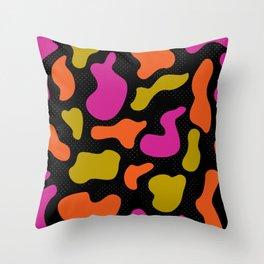 Spring Design Throw Pillow