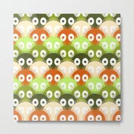 susuwatari pattern (color version) Metal Print