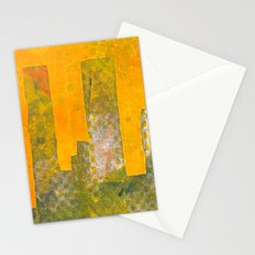 Yellow City Stationery Cards