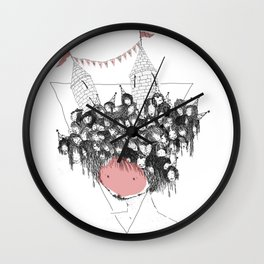 JACK the GIANT Wall Clock