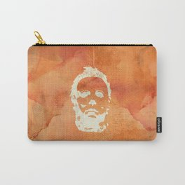 Halloween - It hides my Ugliness Carry-All Pouch