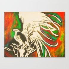 Haunt Me Canvas Print
