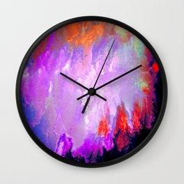 Wholehearted Wall Clock
