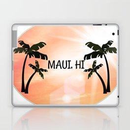 Maui, Hawaii Sunset Laptop & iPad Skin