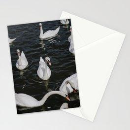 Praha Flock  Stationery Cards