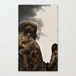 thousand years series (mother) Canvas Print