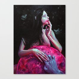 Lunacy Canvas Print