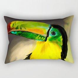 Tucan Rectangular Pillow