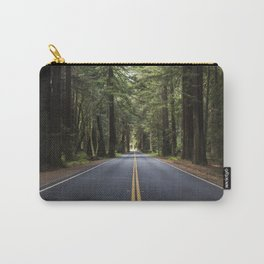 Redwood Road Carry-All Pouch