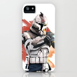 Wolffe p.1 iPhone Case