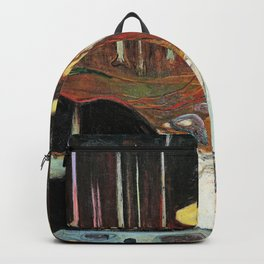 Edvard Munch - Ashes - Digital Remastered Edition Backpack