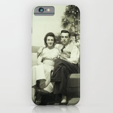 Merry Christmas from us to you, from past to present iPhone 6s Slim Case