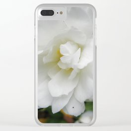 Cherakee Rose Clear iPhone Case