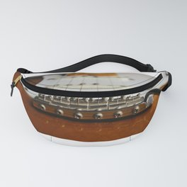 Electric Guitar close up  Fanny Pack